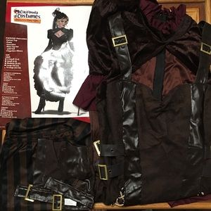 Victorian Steampunk Women's Costume